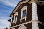 Облицовка фасадов травертином,  гранитом и мрамором.