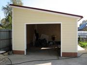 Строительство гаражей и пристроек специалистами